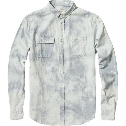 Globe Lennox Shirt Faded Blue