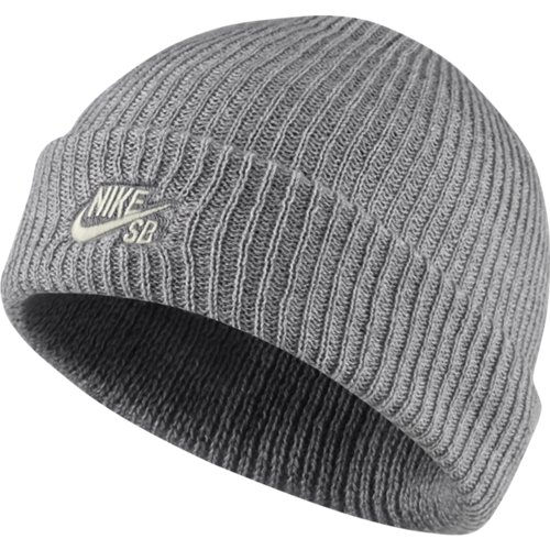 Nike SB Icon Beanie Grey