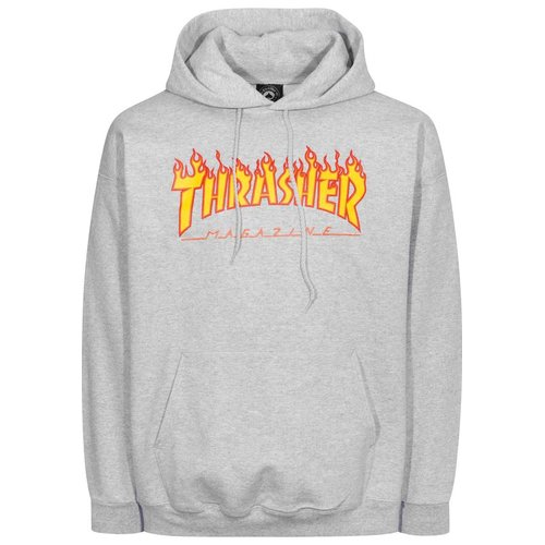 Thrasher Flame Grey