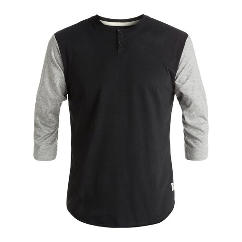 DC Basic 3/4 Longsleeve Black