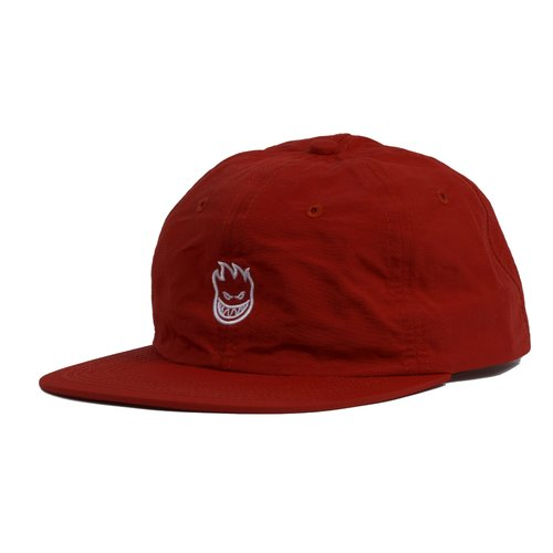 Spitfire Lil Bighead Outline Unstructured Snapback Red
