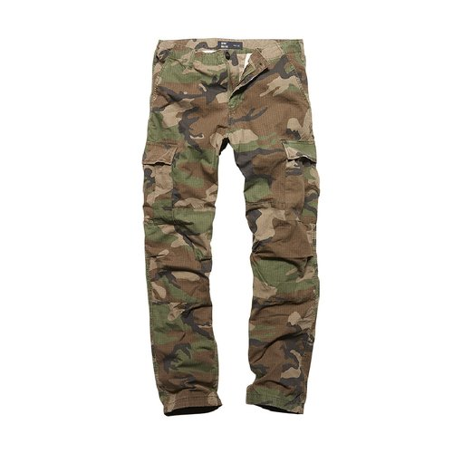 Vintage Industries Tyrone Bdu Pant Woodland
