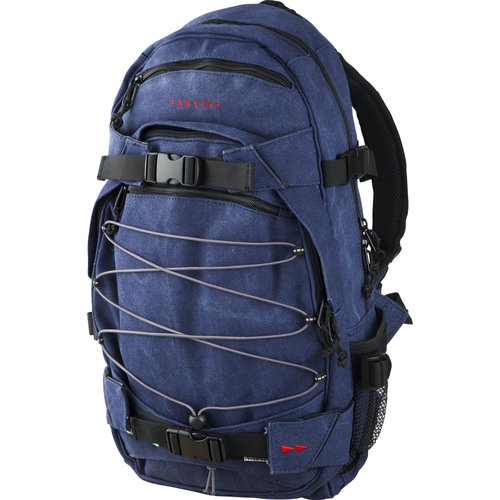 Forvert Canvas Louis Backpack Navy