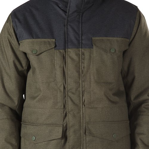 Vans Woodcrest MTE Jacket Black