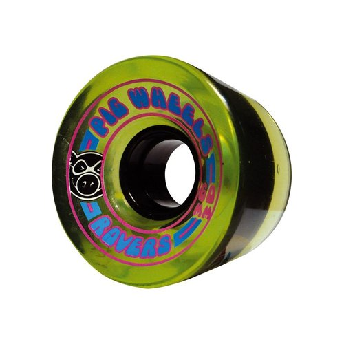 Pig Rovers Cruiser Wheels 78a 60mm Green