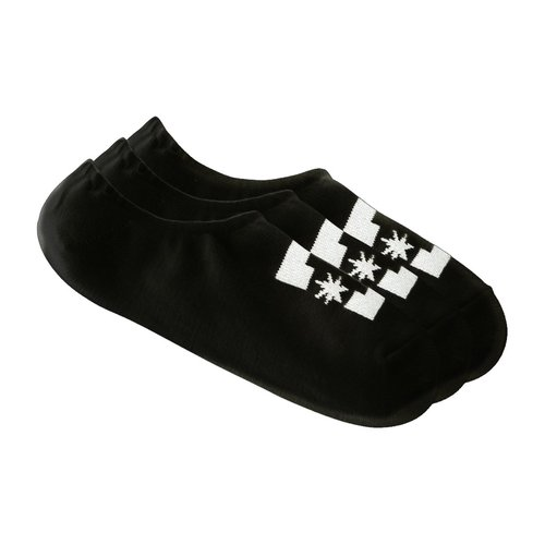 DC SPP Liner Crew Logo Socken (3er Pack) Black/White