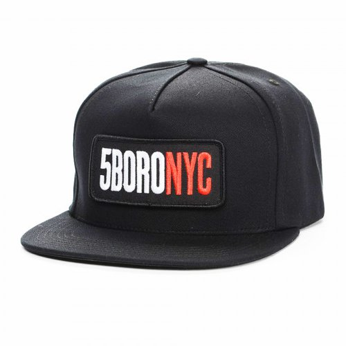 5Boro Skateboards NYC Logo Cap