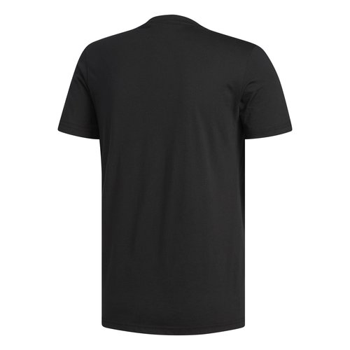 Adidas Solid Shmoo T-Shirt Black/White