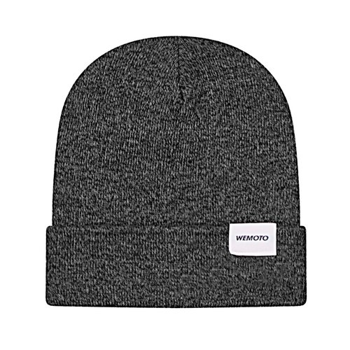 Wemoto North Beanie Charcoal