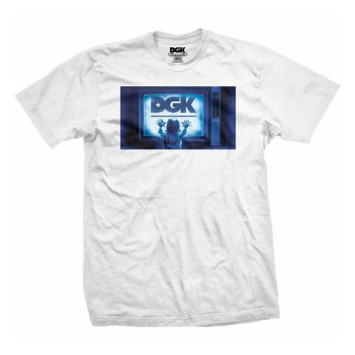 DGK Static T-Shirt White