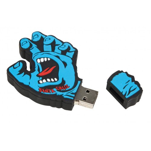 Santa Cruz Screaming Hand USB Stick 8GB