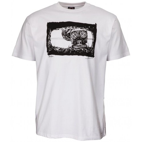 Independent Mofo Death Box T-Shirt White