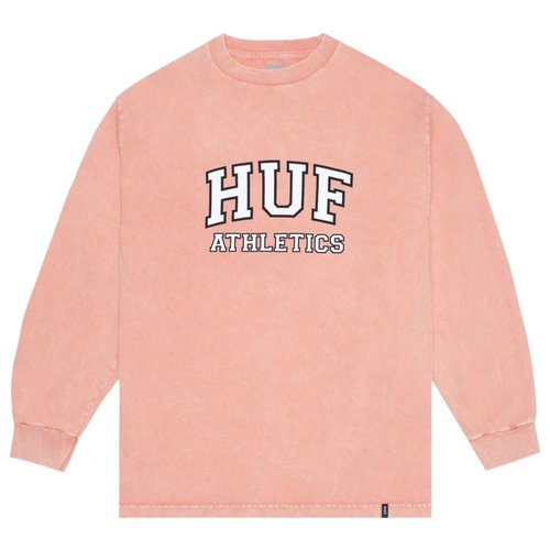 HUF Draft Acid Wash Longsleeve Canyon Sunset