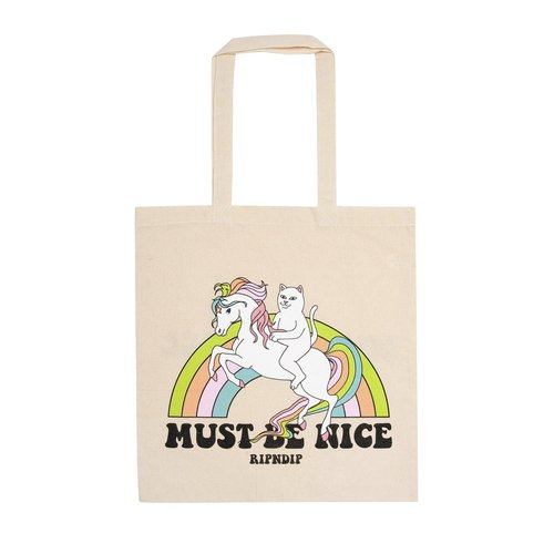 Ripndip My Little Lord Nerm Tote Bag