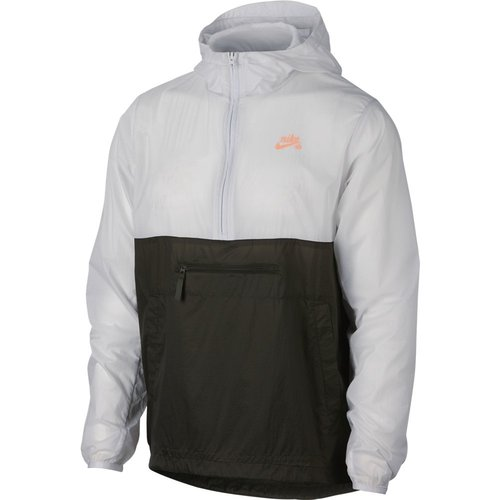 Nike SB Anorak Jacket Vast Grey