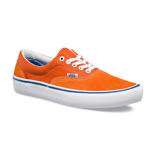 Vans Era Pro Harvest Pumpkin/White