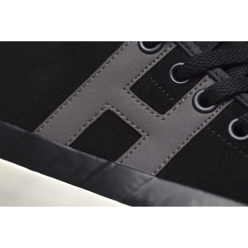 HUF Hupper 2 Low Black Black