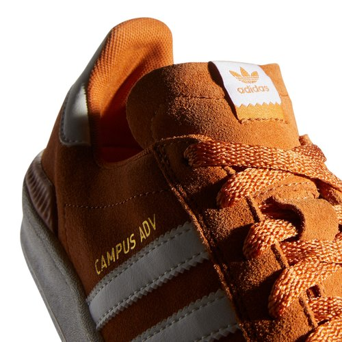 Adidas Campus ADV Tech Copper/Clark White/Gold Metalic 42 / 8.5