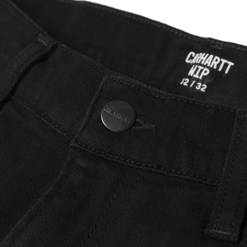 Carhartt Wip Rebel PantRev.2 Black Rinsed