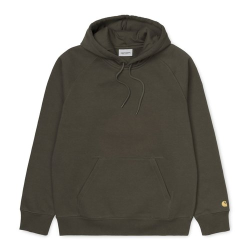 Carhartt Wip Chase Hooded Cypress/Gold