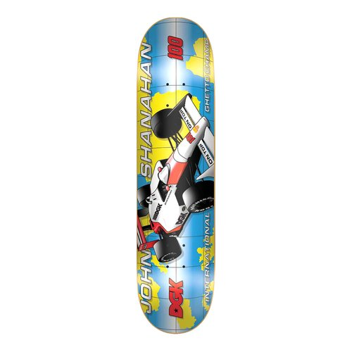 DGK Full Throttle Shanahan Deck 8.25