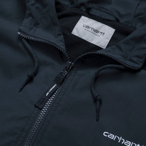 Carhartt Wip Marsh Jacket Black/White