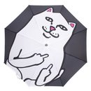 Ripndip Lord Nermal Umbrella Black Regenschirm