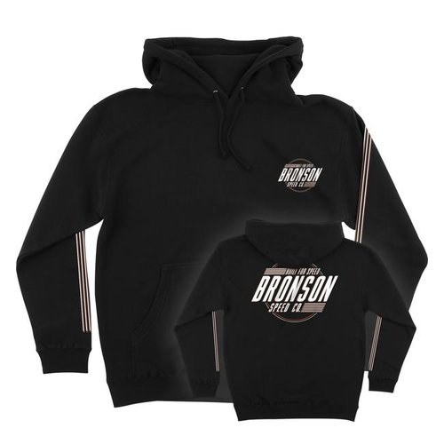 Bronson Speed Co. BFS Spot Hoodie Black