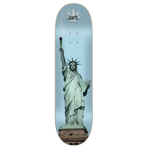Jart Weed Nation Liberty 8.625 LC Deck