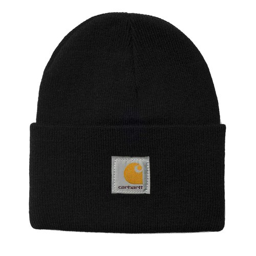 Carhartt Wip Watch Hat Beanie Black