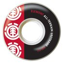 Element Section Wheels 52mm / 99A