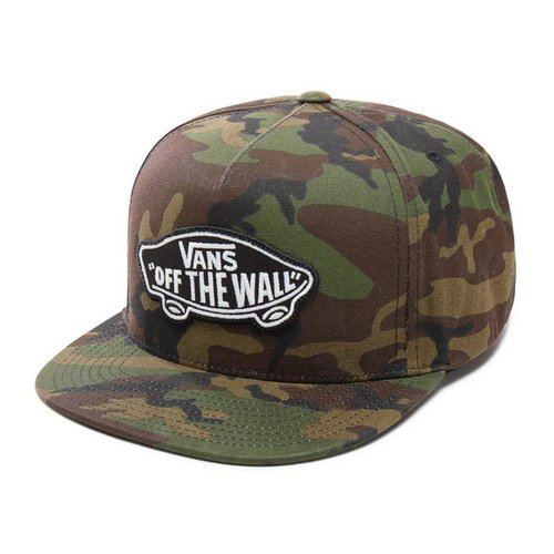 Vans Classic Patch Snapback Camouflage
