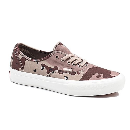 Vans Authentic Pro (Desert Camo) Stucco/Mrsh