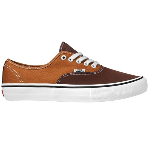 Vans Authentic Pro Potting Soll/Leather Brown