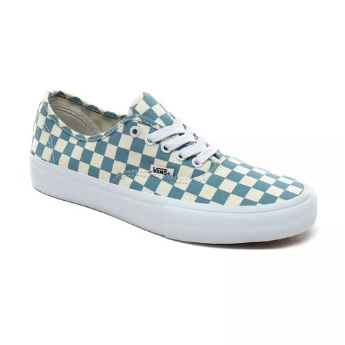 Vans Authentic Pro (Checkerboard) Smoke Blue