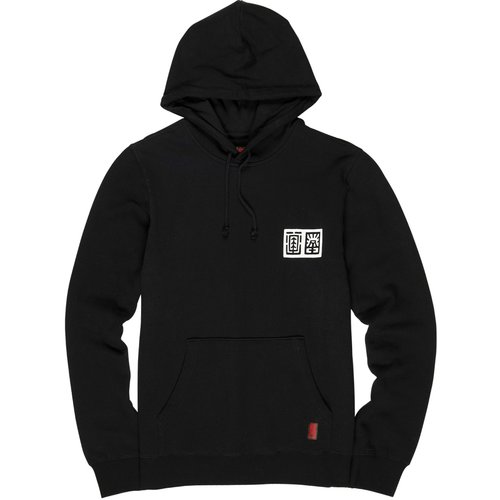 Element X Timber Tradition Poh Hoodie Flint Black