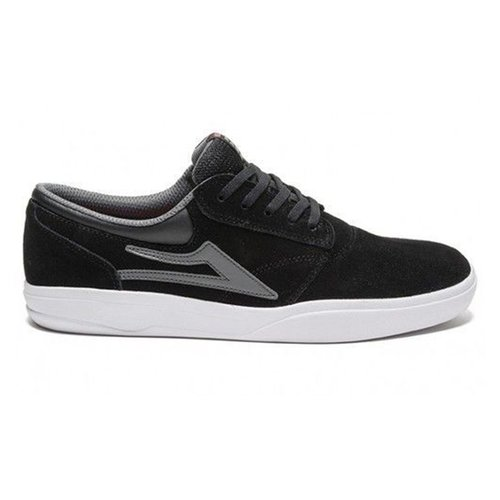 Lakai Griffin XLK Black/Grey Suede