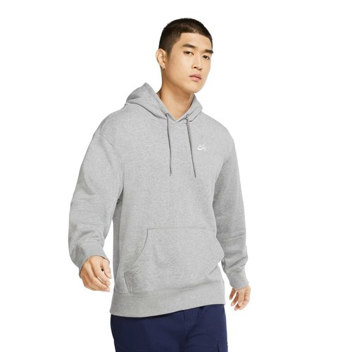 Nike SB Hoodie Heather Grey