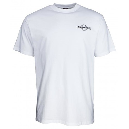 Independent RosaryT-Shirt White