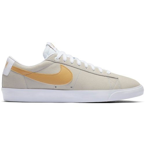 Nike SB Blazer Low GT Grey/Yellow