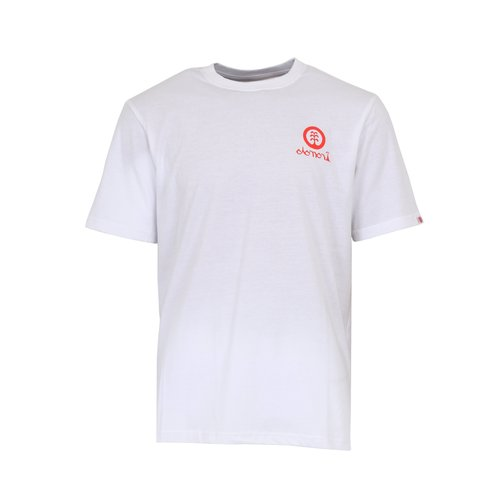 Element Javier Mendizabal T-Shirt Optic White