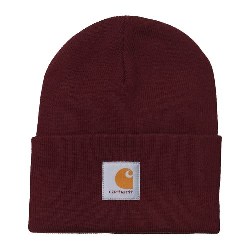 Carhartt Wip Watch Hat Beanie Bordeaux