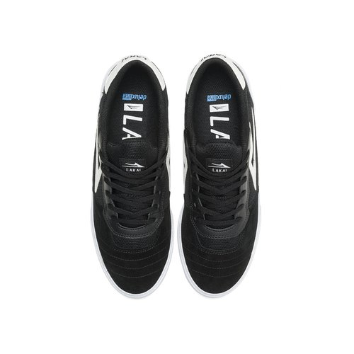 Lakai Cambridge Black/White Suede