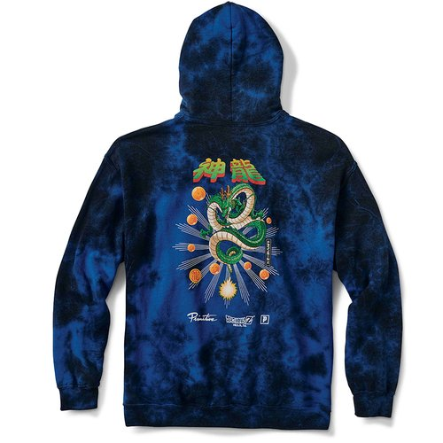 Primitive X Dragon Ball Z Shenron Wish Washed Hoodie Navy