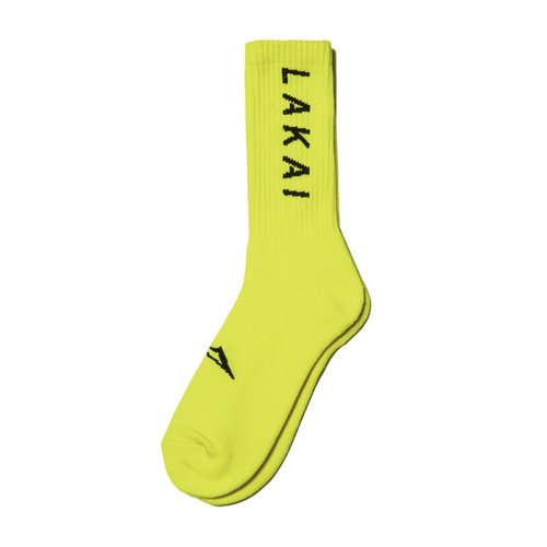Lakai Simple Crew Socken Neon Green