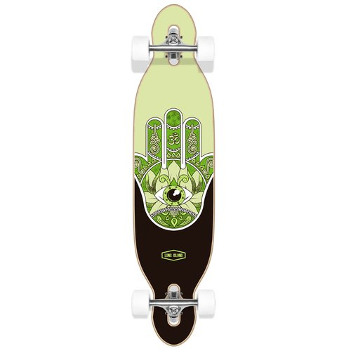 Long Island Raise Essential 38.5 Drop Longboard