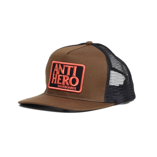 Anti Hero Reserve Trucker Snapback Olive