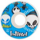 Blind Random Wheels 53mm Blue