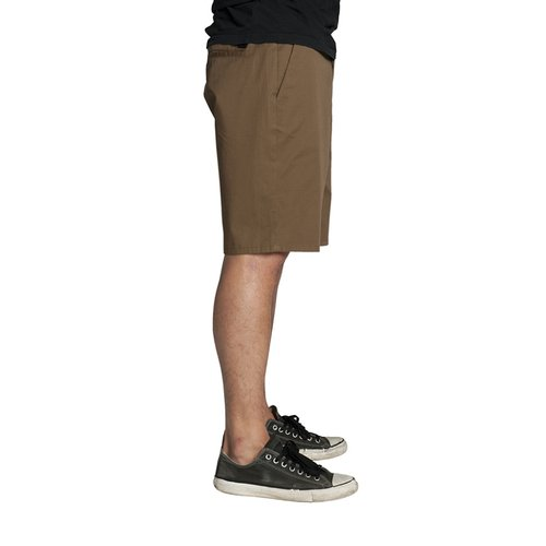 Krew Klassic Chino Short Coffee